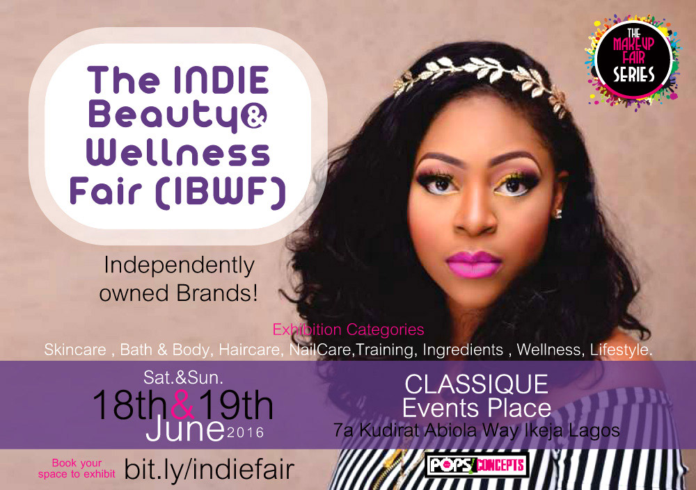The Indie Beauty & Wellness Fair
