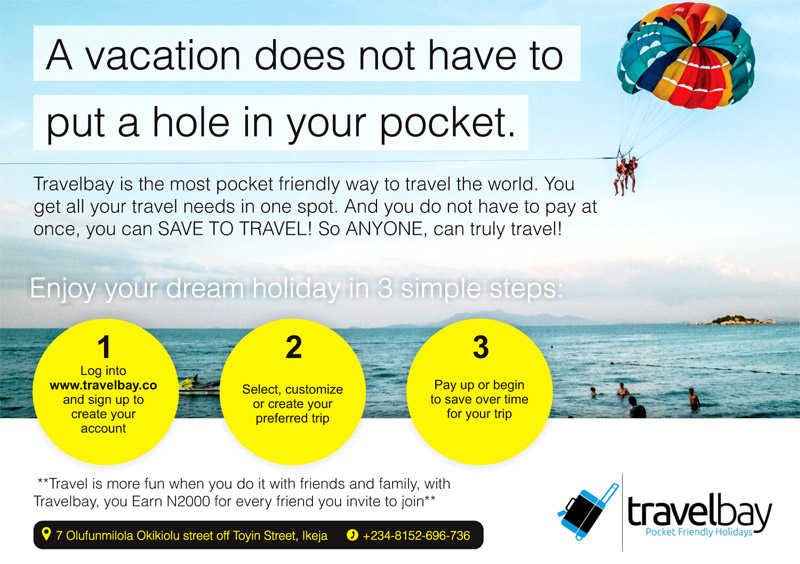 Travelbay Flyer