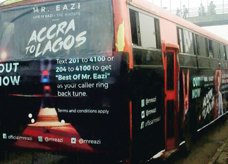 Mr Easi Mobile OOH (Lagbus Ads Placement)